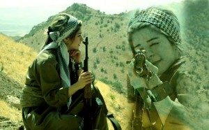 where are the women in kurdish politics?