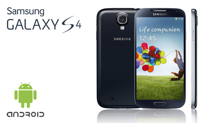 A look at the Samsung Galaxy I9500 S4: Inside and out – Medya Magazine