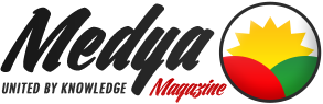 Medya Magazine logo